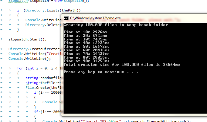 disk_benchmark