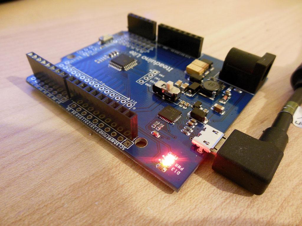 Iteaduino lite the cheapest arduino clone mini review