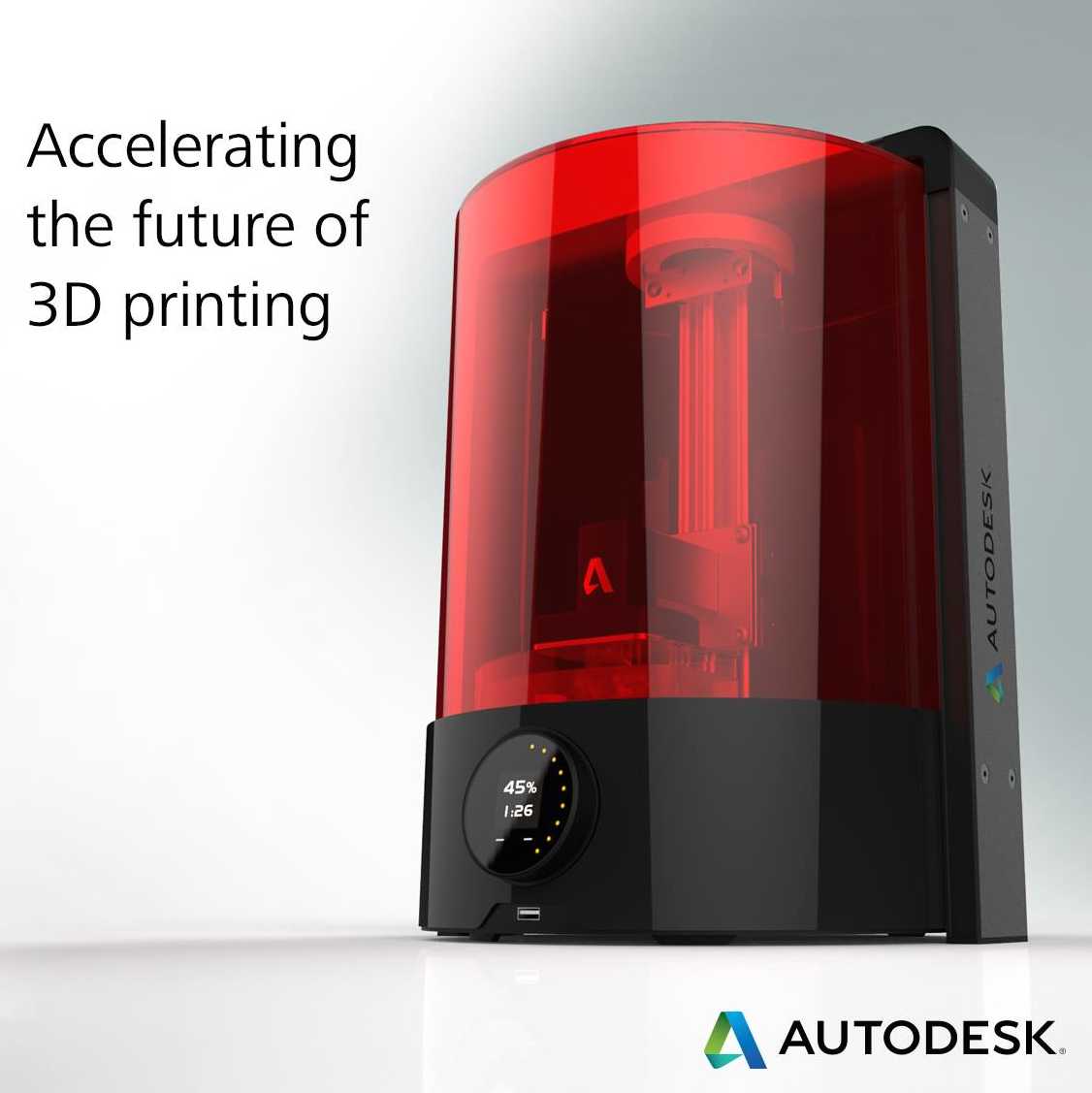 Autodesk 3D Printer – Spark Software