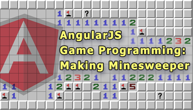 Minesweeper in AngularJS