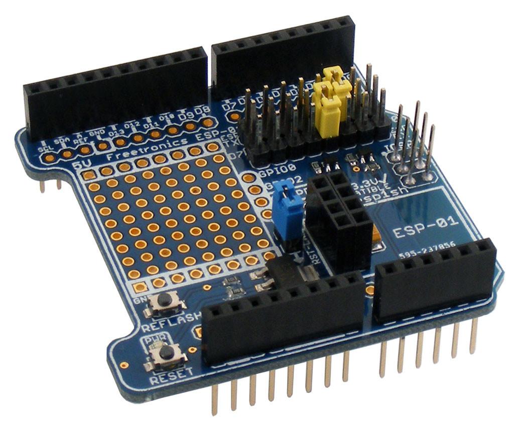 ESP01_wifi-sheild